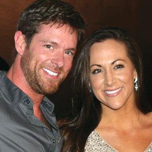 Noah Galloway and his Dancing With The Stars partner